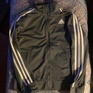 ADIDAS Track Jacket! Cool Ol'School Style